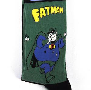 Fatman And Blobin Socks - 2 pairs Thumbnail 4