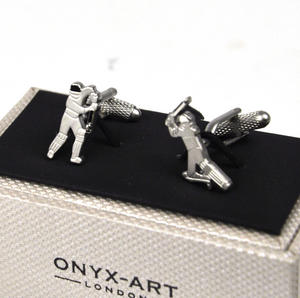 Cufflinks - Cricketers Thumbnail 1