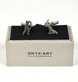 Cufflinks - Cricketers Thumbnail 2