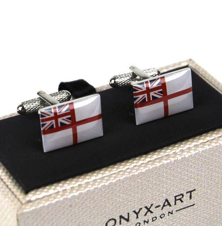 Cufflinks - Royal Navy