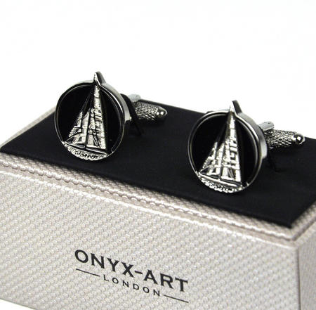 Cufflinks   Sailing Yachts