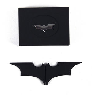 Batman Batarang Money Clip Thumbnail 1