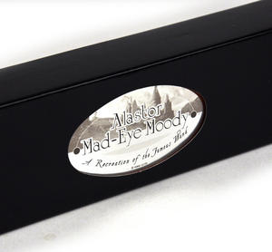 Harry Potter Replica Alastor Mad Eye Moody Wand Thumbnail 7