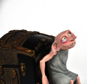 Harry Potter Dobby Bookend Thumbnail 6