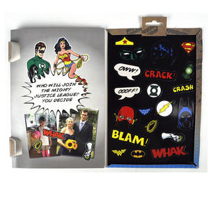 Justice League Of America Fancy Dress Magnets Thumbnail 3