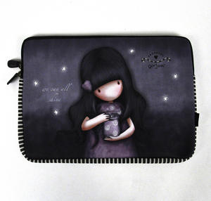 Gorjuss 13 Inch Laptop Sleeve We Can All Shine Thumbnail 1
