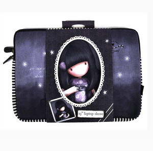 Gorjuss 13 Inch Laptop Sleeve We Can All Shine Thumbnail 2