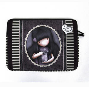 Gorjuss 13 Inch Laptop Sleeve We Can All Shine Thumbnail 4