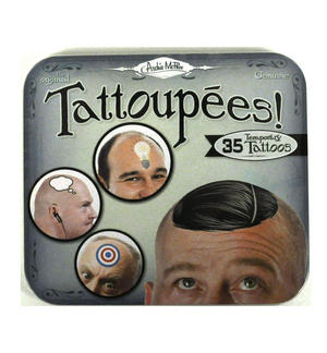 Tattoupées   Baldy Tattoo Kit Thumbnail 2