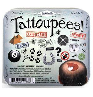 Tattoupées   Baldy Tattoo Kit Thumbnail 3