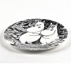Moomin Dessert Plate Oh Darling Thumbnail 2