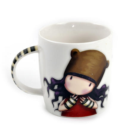 Gorjuss Mug Purrrrrfect Love