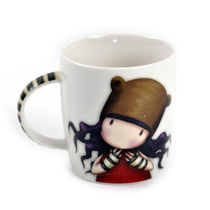 Gorjuss Mug Purrrrrfect Love Thumbnail 1