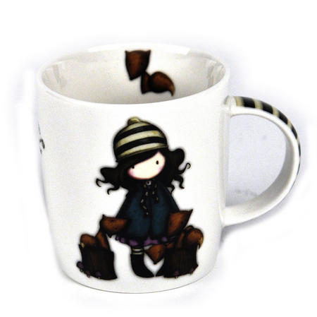 Gorjuss Mug   The Foxes