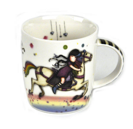 Gorjuss Mug   The Runaway