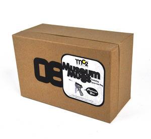 Platinum Space Gun Top Gun Super Deluxe Boxed Mug Thumbnail 3