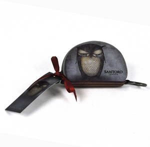 Santoro Owl Coin Purse Mini  Pouch Thumbnail 2