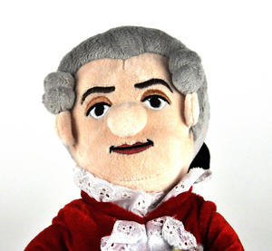 Wolfgang Amadeus Mozart - Little Thinkers Doll Thumbnail 1