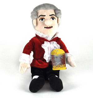 Wolfgang Amadeus Mozart - Little Thinkers Doll Thumbnail 3