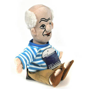Pablo Picasso - Little Thinkers Doll Thumbnail 2