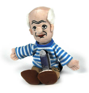 Pablo Picasso - Little Thinkers Doll Thumbnail 3
