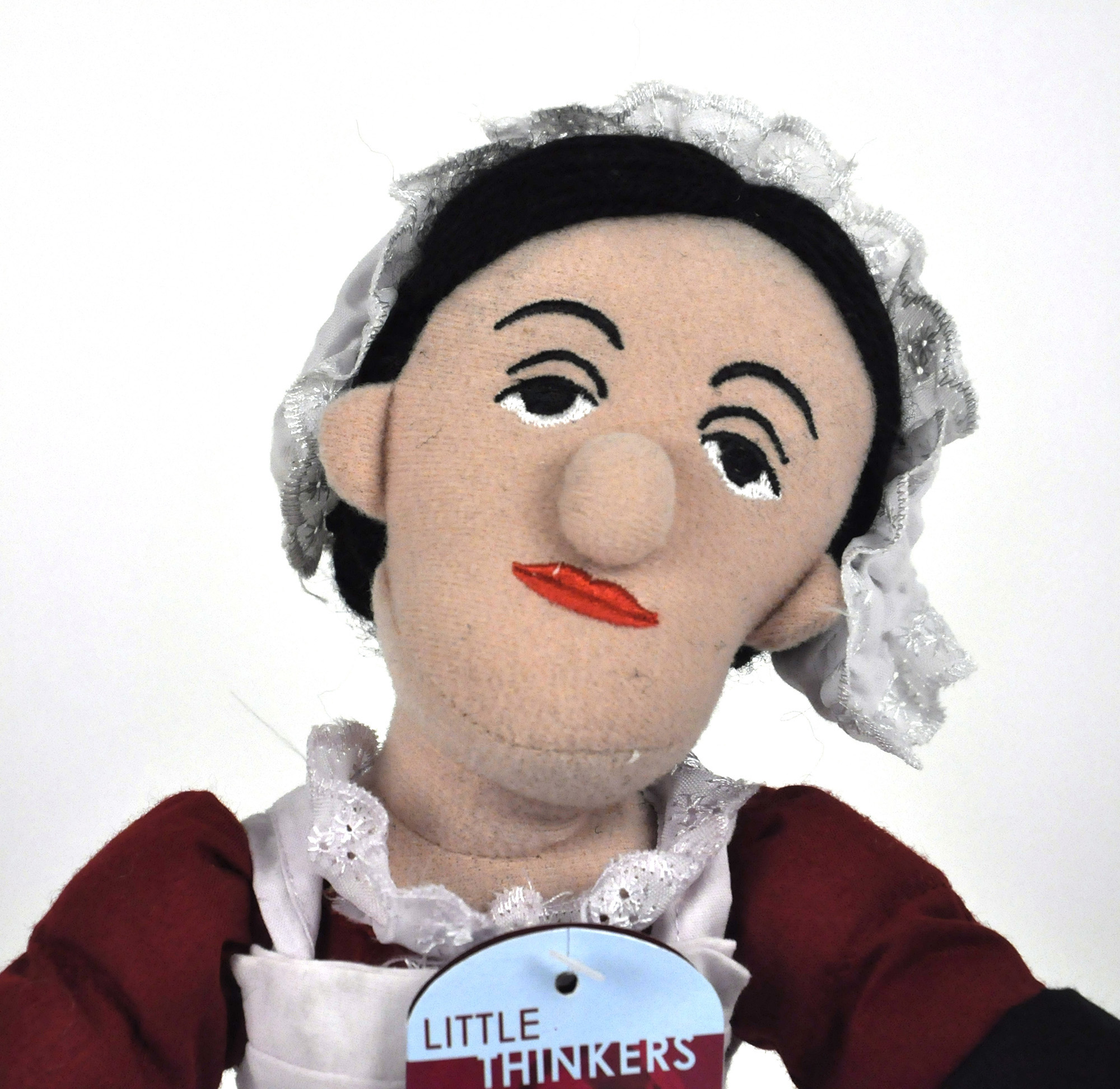 Florence Nightingale Little Thinkers Doll Pink Cat Shop
