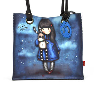 Hush Little Bunny - Large Shopper Bag By Gorjuss Thumbnail 3