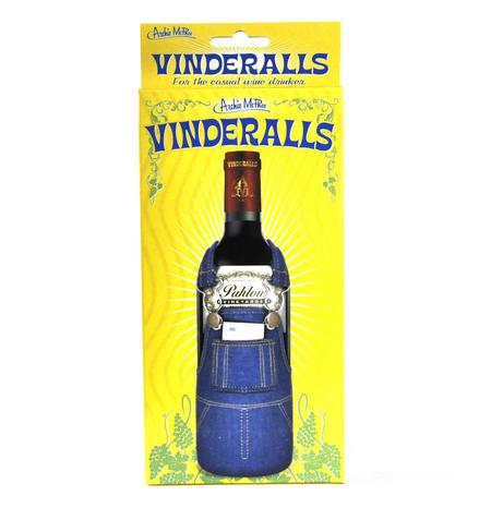 Vinderalls / Vinderhosen - Dungarees For Casual Wine Drinking