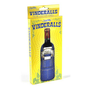 Vinderalls / Vinderhosen - Dungarees For Casual Wine Drinking Thumbnail 2