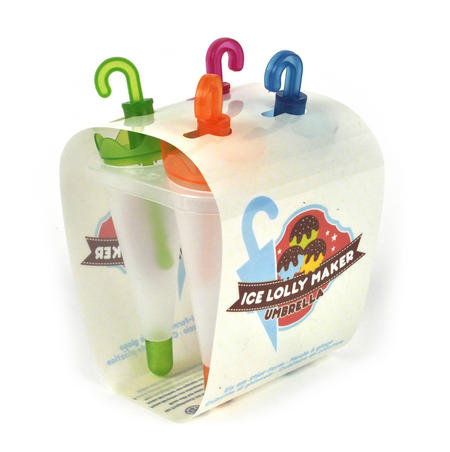 Ice Lolly Maker Umbrellas