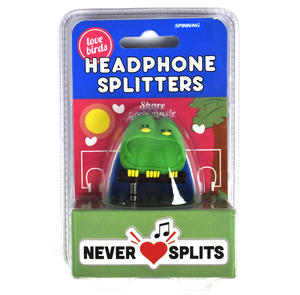 Lovebirds Headphone Splitter Thumbnail 1