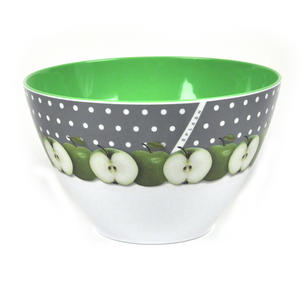 Apples - Large 25cm Diameter Melamine Bowl Thumbnail 1