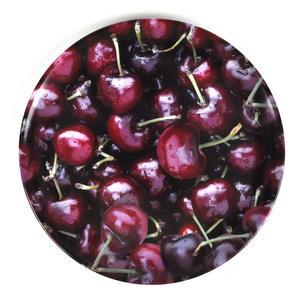 Cherries - 20cm Melamine Side Plate Thumbnail 1