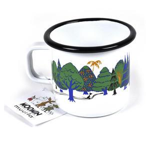 Moomin Valley - Moomin Muurla Enamel Mug Thumbnail 2