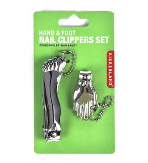 Hand And Foot Nail Clipper  Set Thumbnail 1