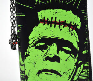Frankenstein Monster - Long Wallet Thumbnail 1