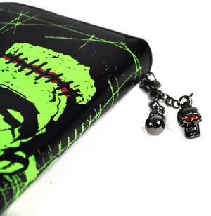Frankenstein Monster - Long Wallet Thumbnail 2