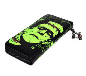 Frankenstein Monster - Long Wallet Thumbnail 3