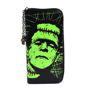 Frankenstein Monster - Long Wallet Thumbnail 6