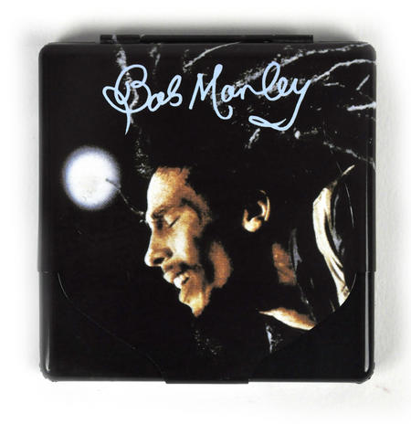 Bob Marley  Cigarette Case / Card Holder