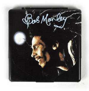 Bob Marley  Cigarette Case / Card Holder Thumbnail 1