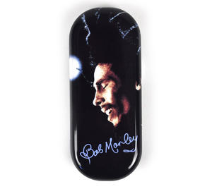Bob Marley Glasses Case Thumbnail 1