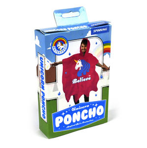 Unicorn Poncho Thumbnail 3