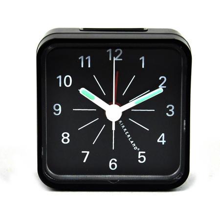 Classic Travel Alarm Clock