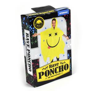 Acid House Rave Poncho Thumbnail 3