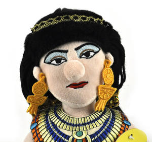 Cleopatra- Little Thinkers Doll Thumbnail 1