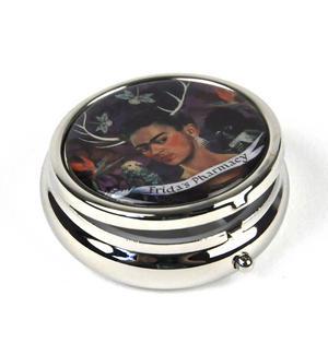 Frida Kahlo Pill Box - Frida's Pharmacy Thumbnail 2