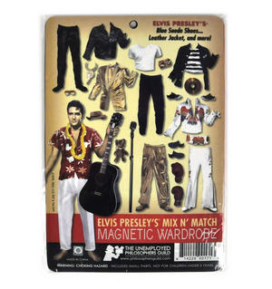 Elvis Presley - Fit For the King - Magnetic Dress Up Wardrobe Thumbnail 2