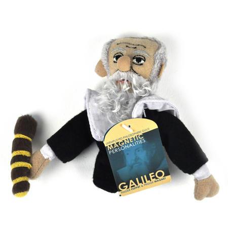 Galileo Finger Puppet & Fridge Magnet