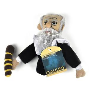 Galileo Finger Puppet & Fridge Magnet Thumbnail 1